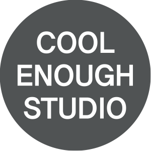 COOL ENOUGH STUDIO