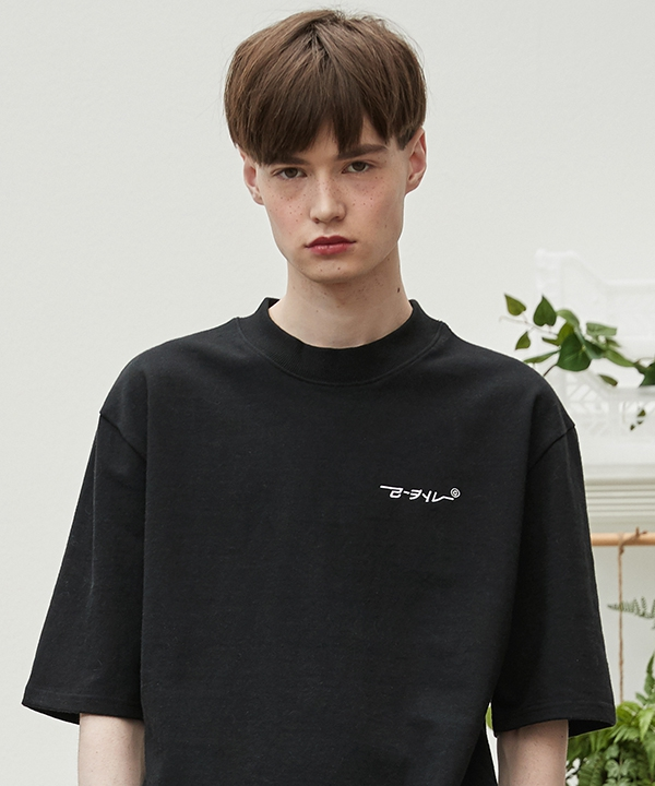 [replaycontainer] RC half-pola 1/2 tee