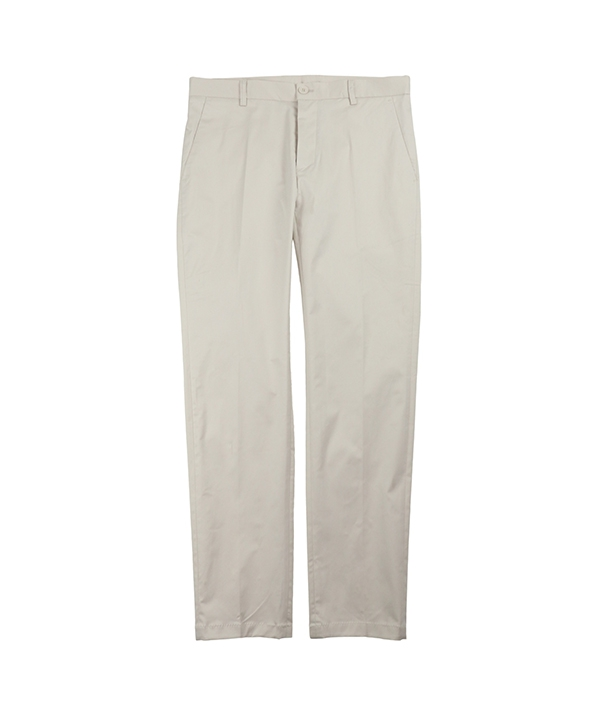 [COMSPACE1980] 30S TWILL SPAN PANTS