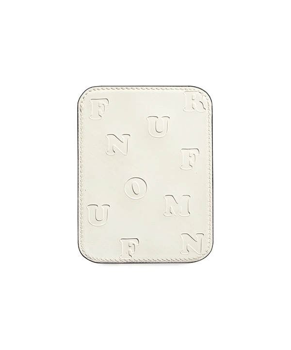 [FUN FROM FUN] Signature Card Holder / シグネチャーカードホルダー