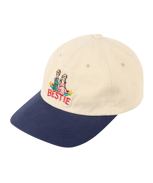 [MAINBOOTH] The Bestie Cap / The Bestieキャップ
