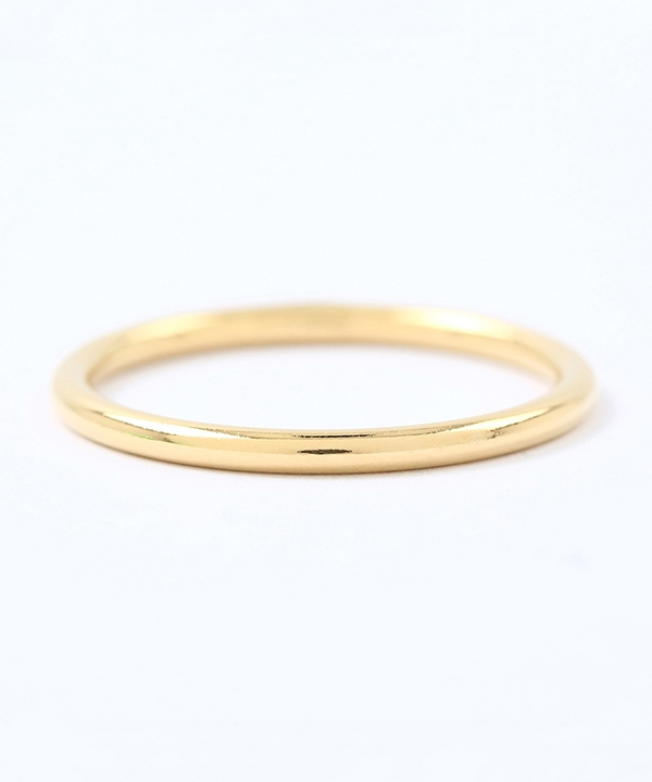 [TMO BY 13MONTH] SIMPLE SLIM RING / シンプルスリムリング