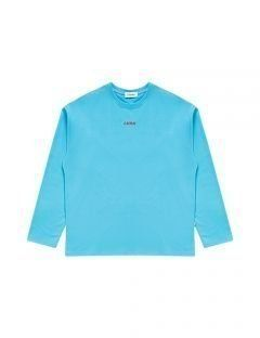 [LEVARN] BASIC LONG SLEEVE [SKYBLUE]