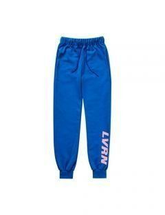 [LEVARN] BASIC SWEATPANTS [BLUE]
