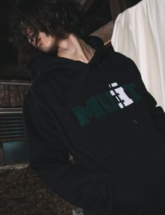[MUTEMENT] MUET FLEECE HOODIE