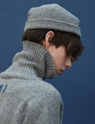 [replaycontainer] knit beanie