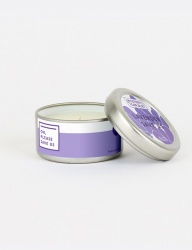 [PRESH] MYSTERY CANDLE LAVENDER SAVE US TEEN TIN