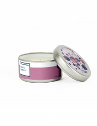 [PRESH] MYSTERY CANDLE ROSEBERRY TEEN TIN