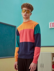 [TRUNK PROJECT] Multicolor sweater