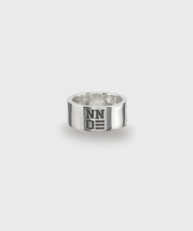 [NONENON] BAND RING