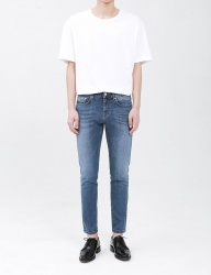 [FATALISM] aidencrop fit jeans