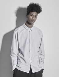 [VANDALIST] FLOW LOOSE SHIRTS
