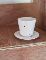 [SOROSI] Hangeul pattern teacup set(consonants)