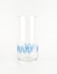 [SOROSI] Sansuhwa pattern glass cup(layers of beautiful mountains)