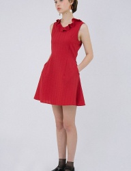 [SINOON] Masha Dress (red)