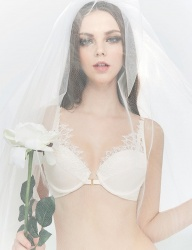 [AGNEL] Bridal Push-up Bra