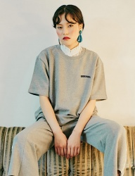[199XKIDS] TERRY BASIC T-SHIRTS