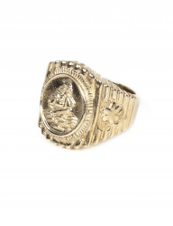 [AGINGCCC] 159# OLD SAILOR RING-BRASS