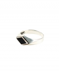 [AGINGCCC] 136# ONYX RING-D