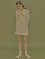[margarin fingers] sailor ribbon one-piece