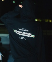 [HOMMMIE] [HOMMMIE]21c Come back hoodies zip-up