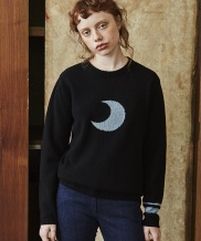 [INES] BLUE MOON KNIT