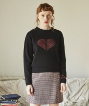 [INES] RED HEART KNIT