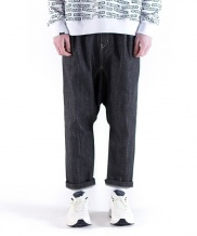 [FROMMARK] NEW DROP CROTCH DENIM PANTS