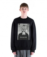 [FROMMARK] GRAPHIC SWEATSHIRT