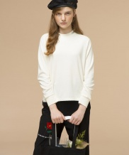 [THE GREATEST] GTXMMD 01 Camellia Knit TEE
