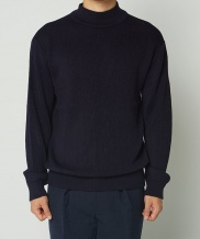 [whatever we want] HALFNECK SWEATER