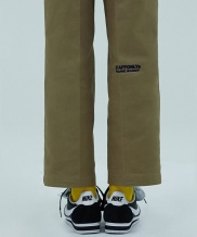 [STAFF ONLY] BACK CHAIR LEG PANTS