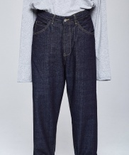 [INDIGO CHILDREN] WIDE SELVEDGE JEANS