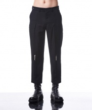 [MANODDIOS] M.N.D Inverted Knee Cross Pants