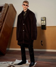 [TRUNK PROJECT] Oversized Blazer Coat