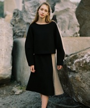 [NOMINATE] [Italian Wool] MERMAID SKIRT