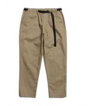 [OVERCAST] Belted Easy Chino Pants (P-11)