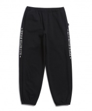 [OVERCAST] Side Embroidered Sweatpants