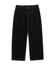 [OVERCAST] Corduroy Fatigue Pants
