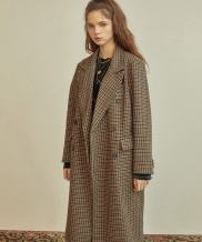 [ANEDIT] R CHECK DOUBLE COAT