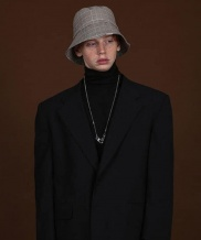 [S SY] UTILITY SUGICAL CHAIN NECKLESS & PANTS CHAIN