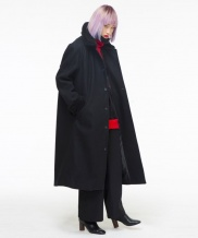 [THE GREATEST] GT1819W 05 WOOL Coat