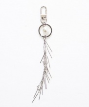 [THE GREATEST] GT1819W 10 Pearl Chain Keyring