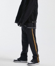 [ATTENTIONROW] sparkling track pants