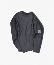 [ATTENTIONROW] tape long sleeve