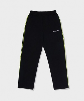 [DUCKDIVE] NEON LINE HEAVY WIDEPANTS