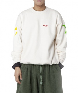 [OCC] GRAFFITI SWEATSHIRT