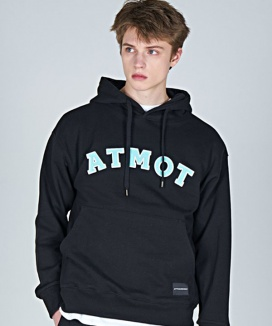 [AT THE MOMENT] ATMOT Applique Hoodie