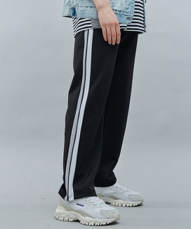 [motivestreet] SIDE LINE TRACK PANTS