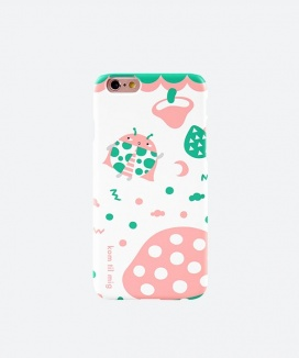 [kom til mig] CHIC'S WONDERLAND HARD CASE